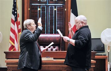 Sutton County Elected Leaders Sworn in to Office
