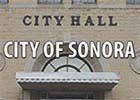 City of Sonora Searching for New Administrator